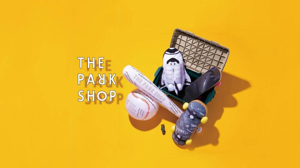 THE PARK SHOP<br>取扱開始