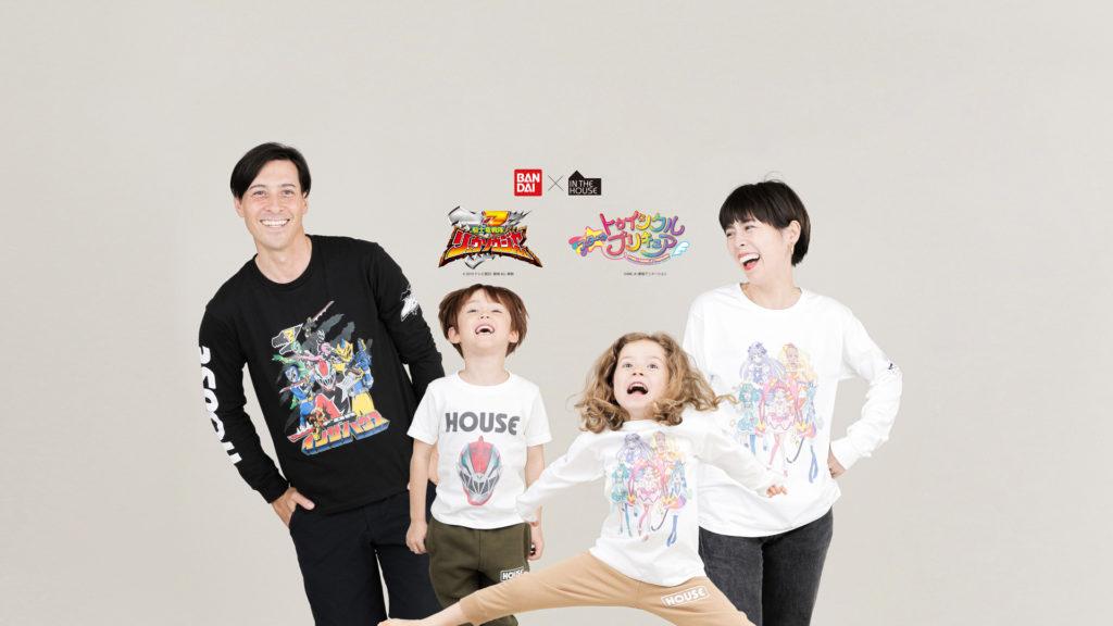 騎士竜戦隊リュウソウジャー &<br>スター☆トゥインクルプリキュアコラボ発売