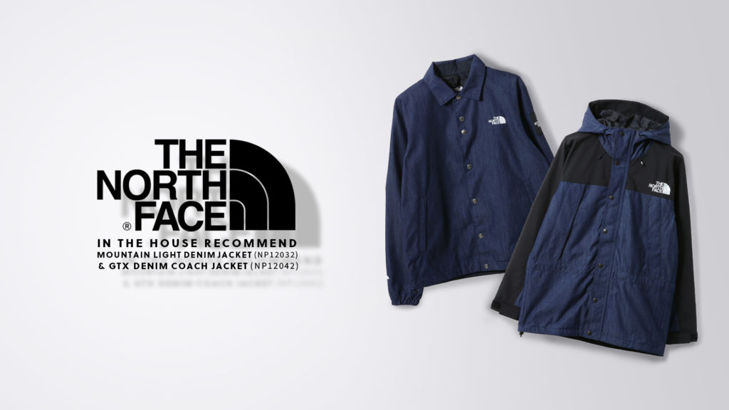 会員様限定<br>MOUNTAIN LIGHT JACKET & GTX DENIM COACH JACKET<br>販売方法のお知らせ