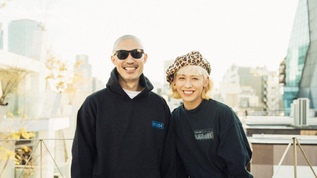 MASAH × りゅうちぇる IN THE HOUSE スペシャル対談